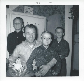 Dad and His Boys - Early