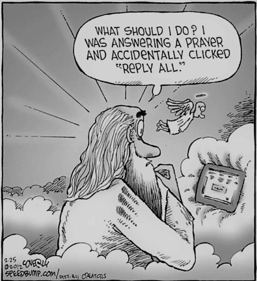Pray Amusing